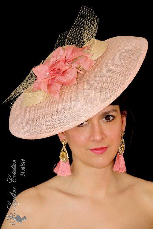Collection chapeaux 2018, chapeau de cérémonie et mariage
