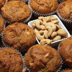Muffins santé au beurre de cajou | .recettes.qc.ca