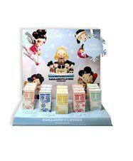 "Harajuku Lovers Fragrance By Gwen Stefani Women Pre-Pack by Gwen Stefani. $150.46. Harajuku Lovers by Gwen Stefani Pre-pack SNOW BUNNIES '09 ""G"" RTL $30.X6=$180.00+MUSIC RTL $30.X3=$90.00+ BABY RTL $30.X3=$90.00+ LOVE RTL $30.X3=$90.00+ LIL ANGEL$30.X3=$90. ALL EDT SPRAY .33 OZ (10ML). Harajuku Lovers Fragrance By Gwen Stefani Women Pre-Pack Snow Bunnies '09 G Rtl $30.X6=$180.00+Music Rtl $30.X3=$90.00+ Baby Rtl $30.X3=$90.00+ Love Rtl $30.X3=$90.00+ HARDPP4"