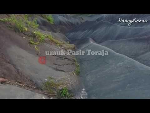 Gumuk Pasir Toraja Gundukan Bukit Dari Pasir di Sulawesi Selatan - Sulawesi Selatan