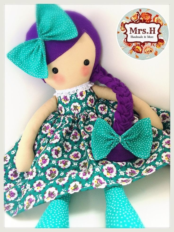 """19"""" dolly with removable skirt Suitable from birth Hand wash only"""
