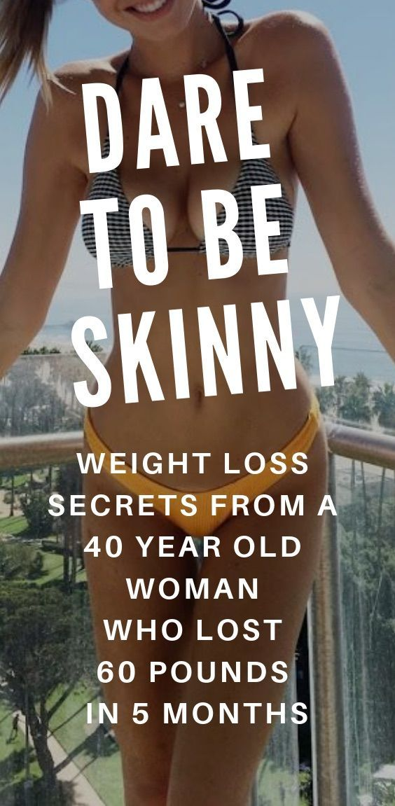 Weight loss secrets and tips