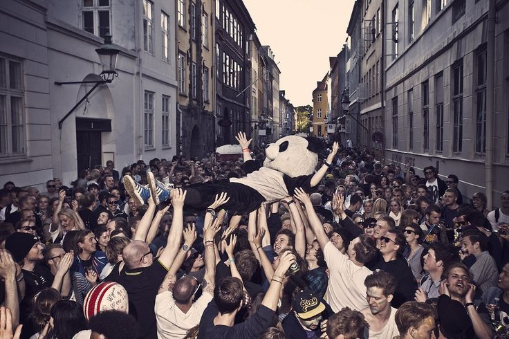 Distortion - Copenhagen, Denmark (June 1-5, 2016)