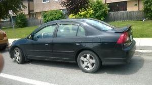 2004 Honda Civic S I Sedan