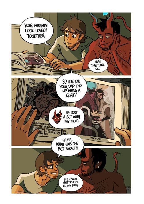 Tobias and Guy — FROM THE VAULT OF HELLMOUTH - PART 02 Rejected...