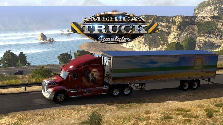 American Truck Simulator Télécharger