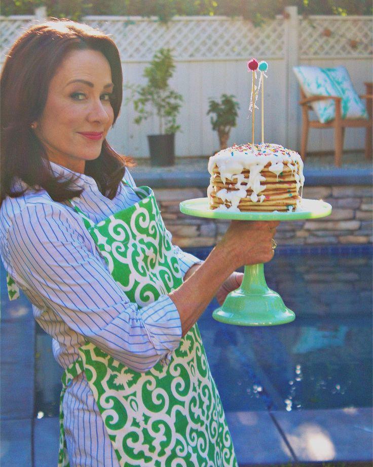 Patricia Heaton Parties Food Network Facebook Live