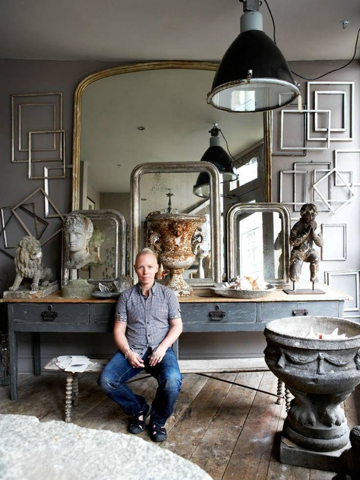 Alex McArthur - my favourite interiors shop in Brighton <3