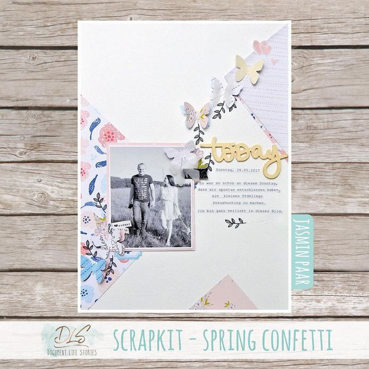 Spring by paperandglitter at Studio Calico