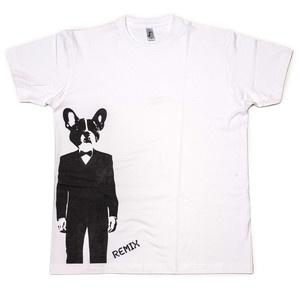 Herrenshirt Remix