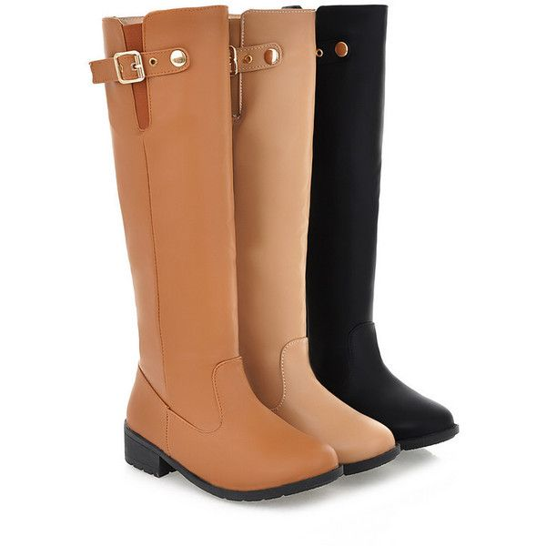 Thigh High Boot Promotion-Shop for Promotional Thigh High Boot on... via Polyvore