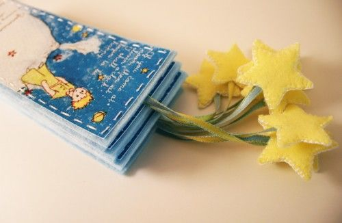 Little Prince / Le Petit Prince invitations by minois.ca