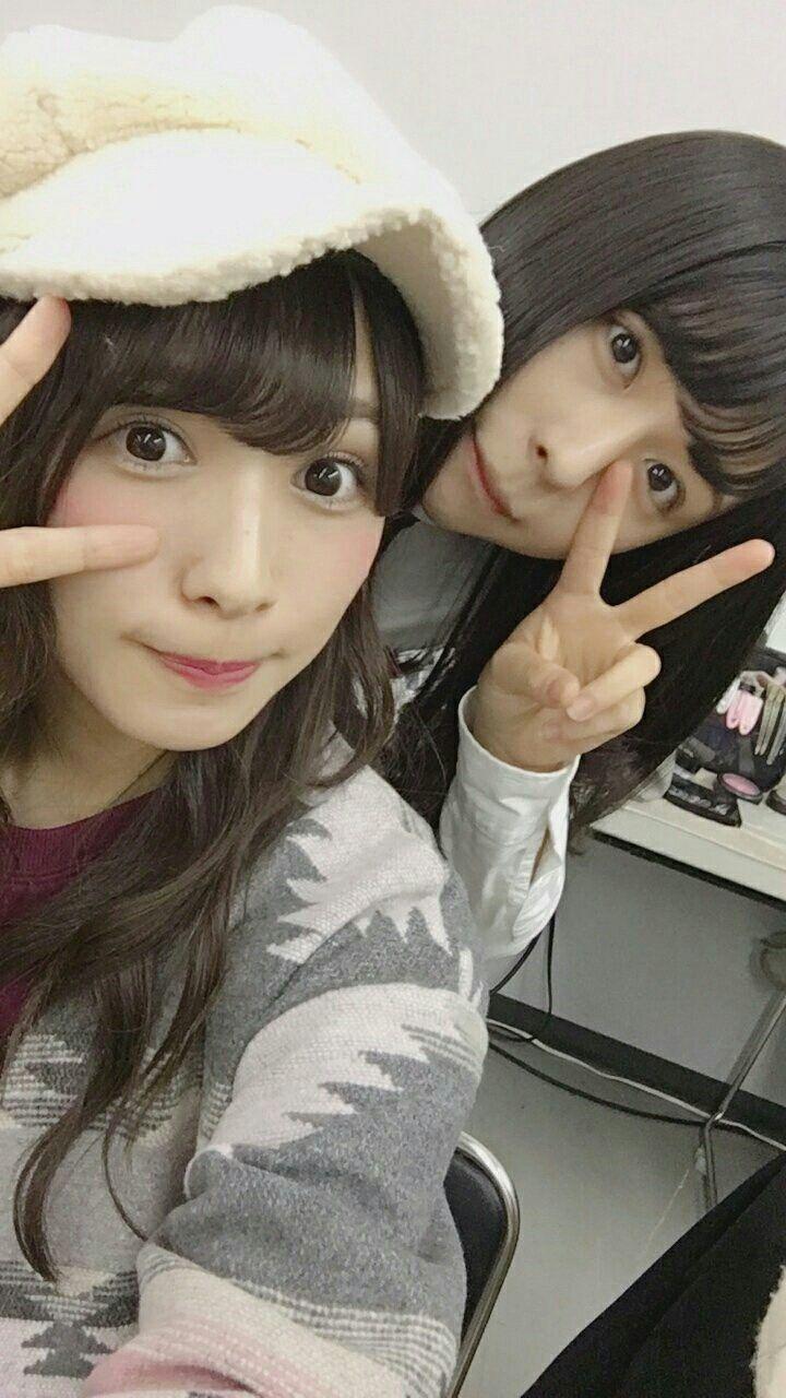 Watanabe Rika Nagahama Neru Keyakizaka46