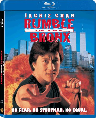 Rumble In The Bronx 紅番區 (1995) (Blu Ray) (English Subtitled) (Hong Kong Version)