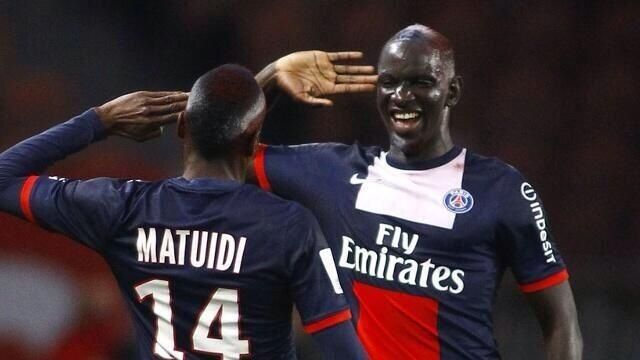 #Matuidi #Sakho #PSG #soldat #foot #ligue1 #champion