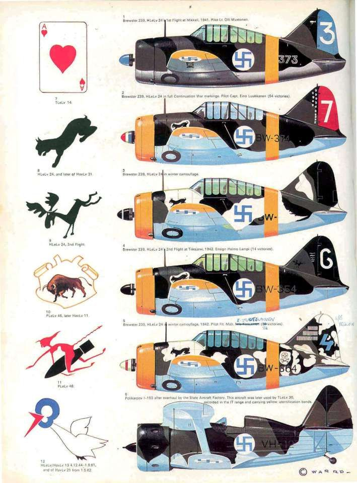S02 Finnish Air Force 1918-1968 Page 35-960