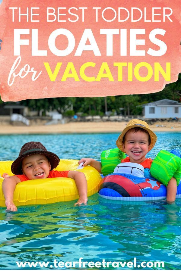 These Are The Best Toddler Floaties 2020 Kids Travel Gear Toddler Floaties Toddler Travel