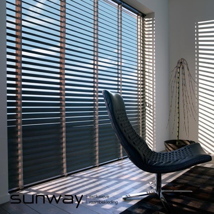 de sunway174 houtcollectie biedt verschillende houtsoorten