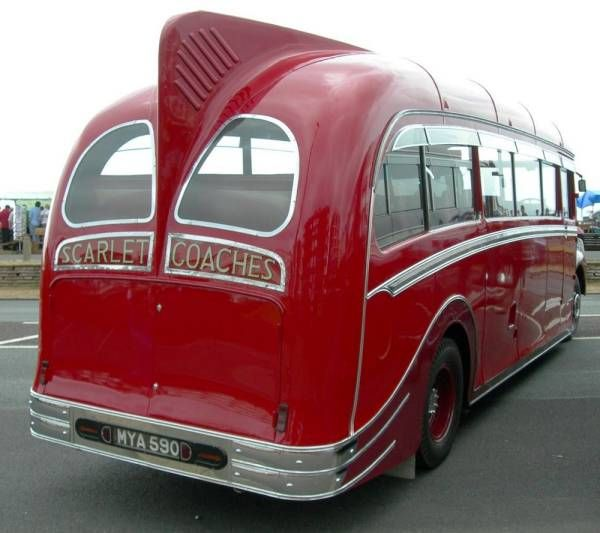 Leyland Comet, Harrington Dorsal