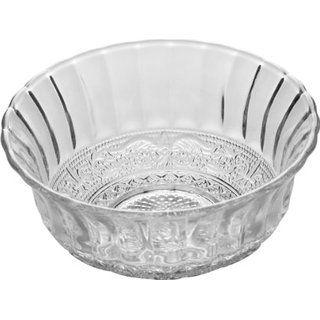 Classica Glass Salad Bowl Set