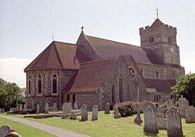 Seaford - St Leonard's Church, Seaford  © Diana Hitchin