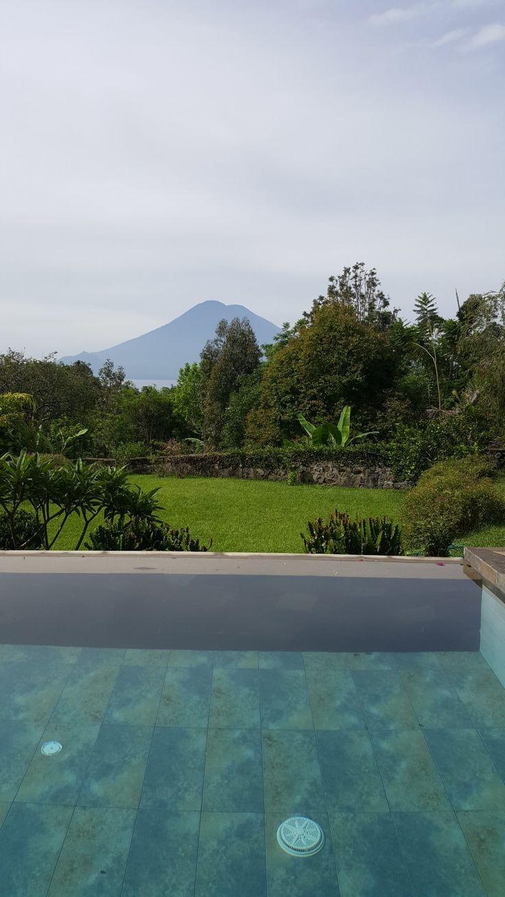 Santa Cruz, Lake Atitlan, Panajachel, Guatemala