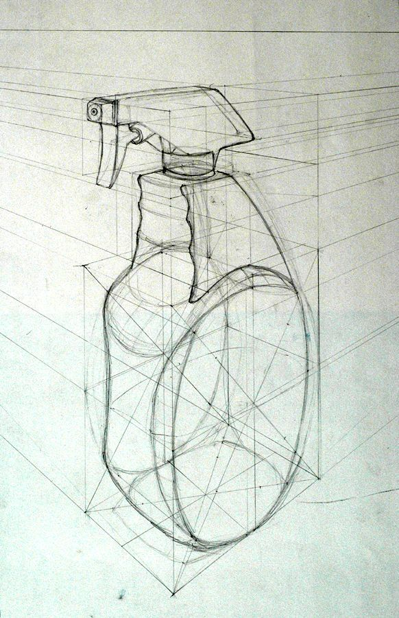 example of two-point perspective: