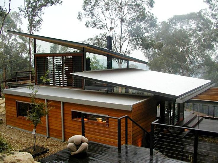 The Bowen Mountain House by CplusC Architecture | HomeDSGN
