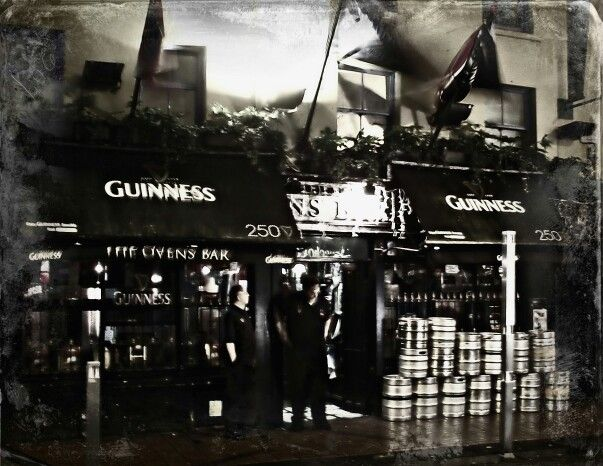 The Ovens Bar-Cork,2013.
