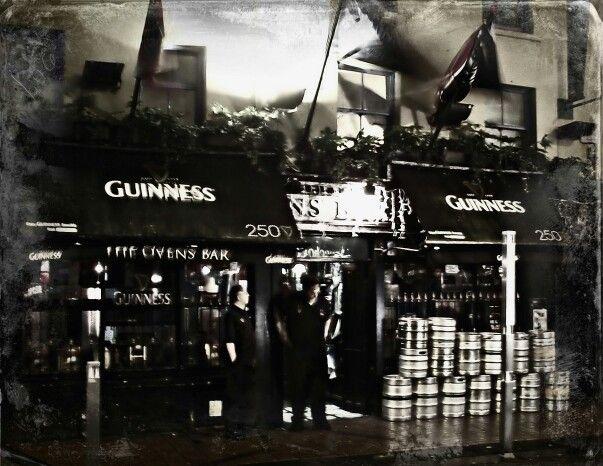 The Ovens Bar-Cork,2013.