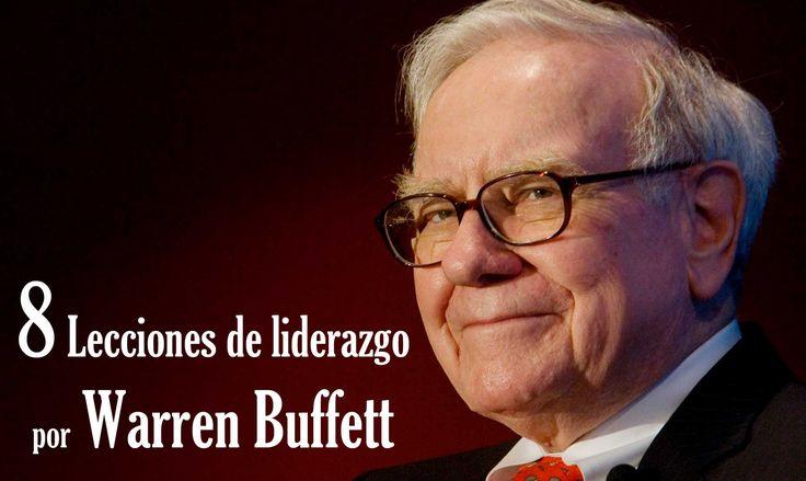 8 Lecciones de liderazgo de Warren Buffett a través de 8 frases  #warrenbuffett #warrenbuffettquotes #kurttasche