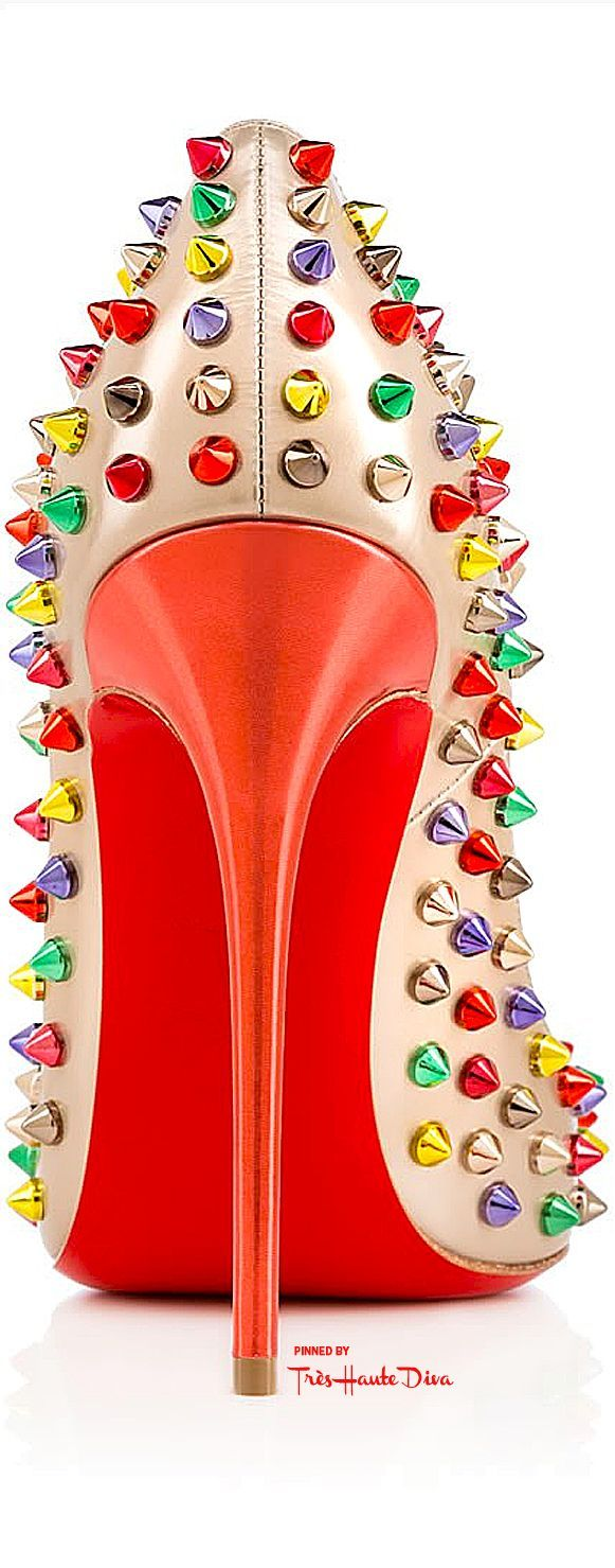 Elegant, simple Christian Louboutin heels for women fashion style. high  heels,heels for women 2015 Louboutin Paradise
