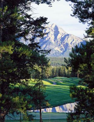Jasper Park Lodge Golf Club