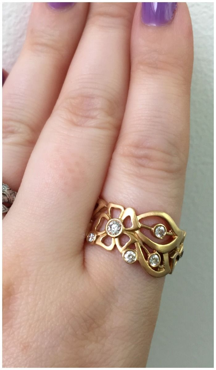 331 best GOLD images on Pinterest | 18k gold, Fantasy jewelry and ...