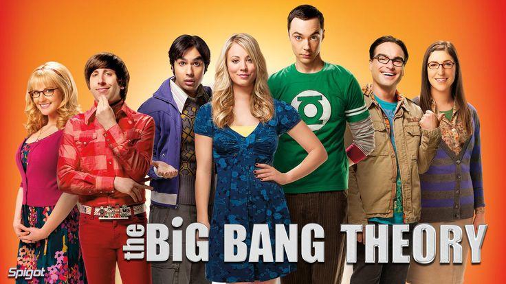 The Big Bang Theory, par Serge !