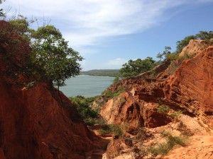 Coloured Sands, Cooktown, Cape York, yourtrails.com.au