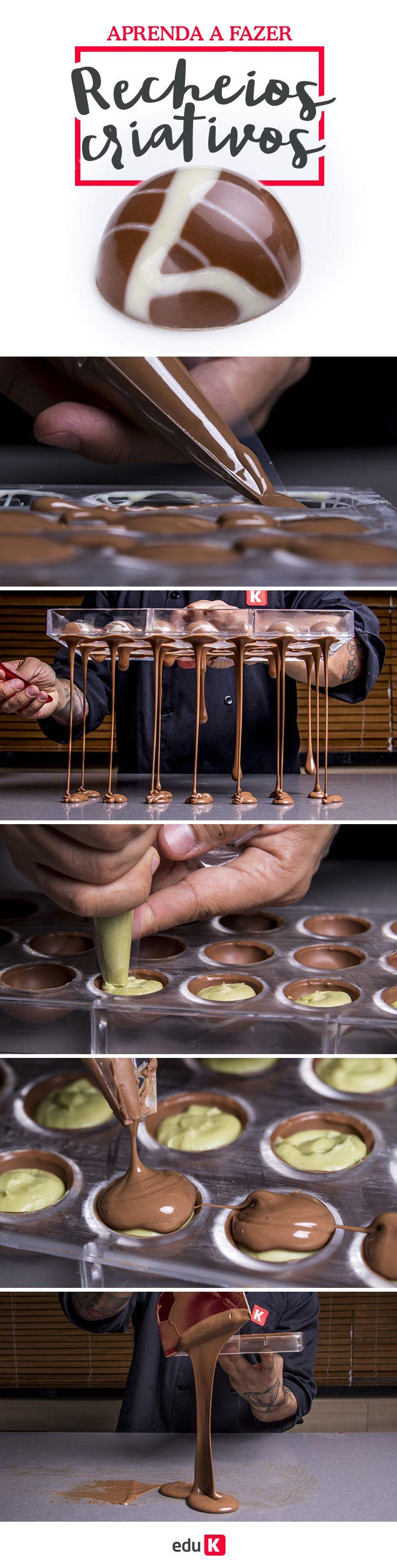 Aprenda tudo o que você precisa para manusear corretamente e fazer receitas perfeitas com chocolate. O especialista Diego Lozano te ensinará a fazer incríveis barras de chocolates, bombons, recheios e trufas. Você aprenderá conceitos básicos, interpretação de rótulos, diferenças entre tipos de chocolate e os resultados que produzem; e a prática de técnicas para garantir a textura adequada, saborização, modelagem e decoração. Curso ao vivo e gratuito apenas nos dias 12, 13 e 14 de junho de…