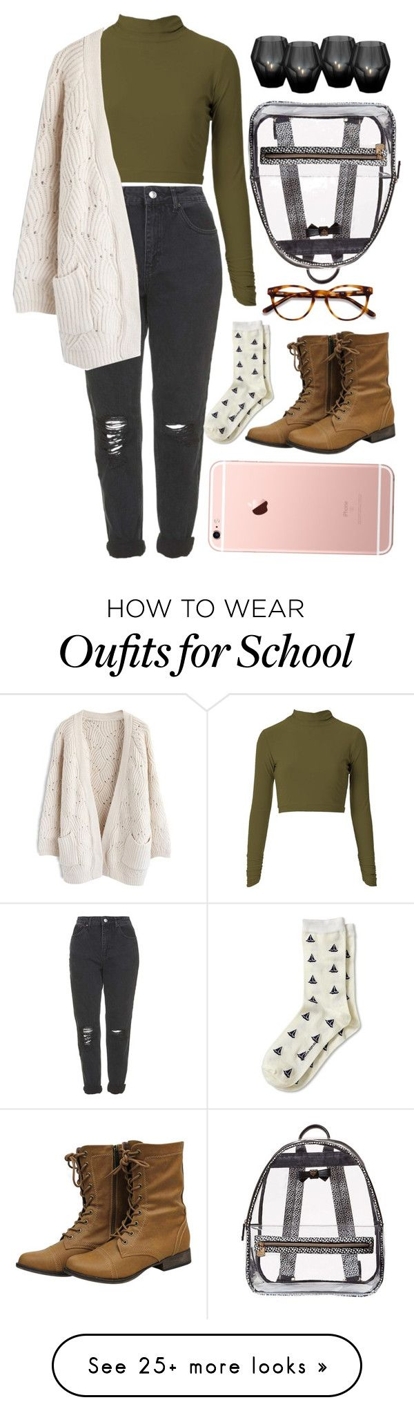 """philosophy maj"" by timeturners on Polyvore featuring Topshop, Chicwish, EyeBuyDirect.com, Banana Republic, Betsey Johnson and Eichholtz"