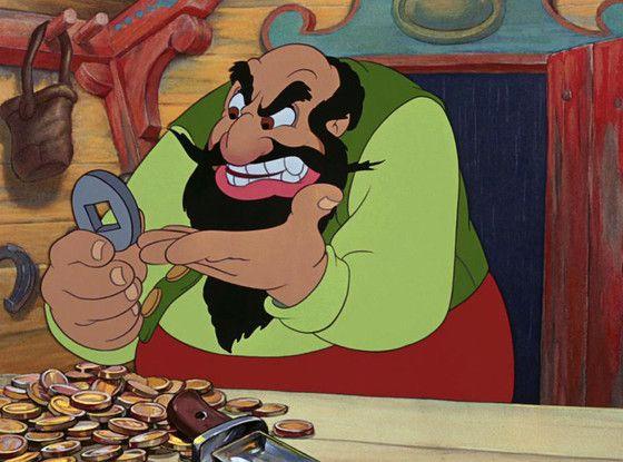Stomboli, Pinocchio