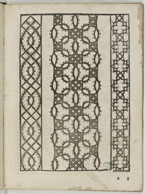 Le Pompe lace 1559