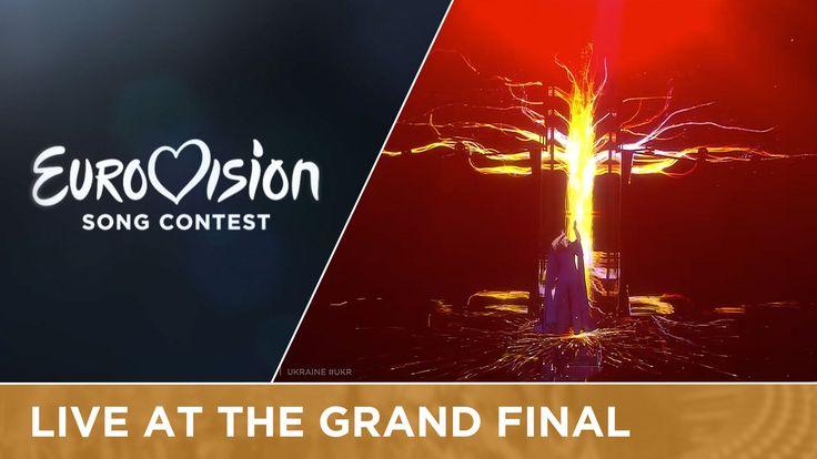 LIVE - Jamala - 1944 (Ukraine) at the Grand Final of the 2016 Eurovision...