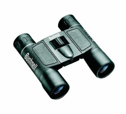 Bushnell PowerView All Purpose Binoculars 10x25mm with Case Neckstrap Lenscloth  #Bushnell