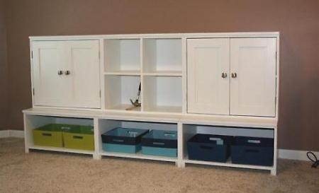 Oh my gosh!  I think I want to make this for Lynden's room.  It can be for toy storage AND dresser
