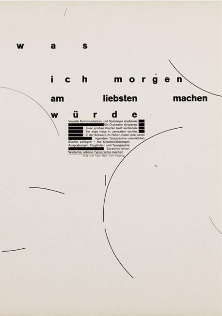 Wolfgang Weingart – Arrière-garde