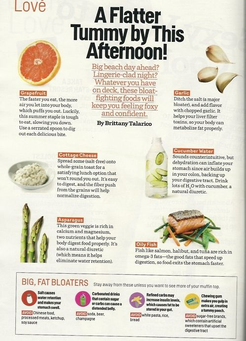 how to get flat tummy in three months