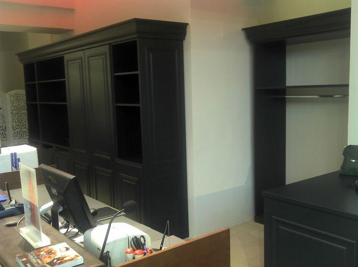 klasszikus mdf szekrény