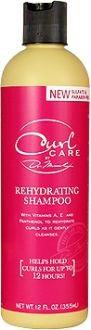 Dr.Miracle Curl Care Rehydrating Shampoo 12 oz