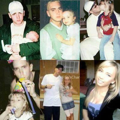 Eminem Shares Pictures Of Daughter Hailie