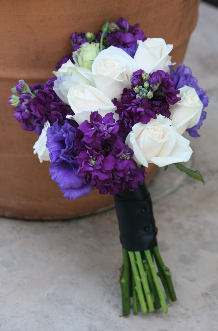 purple carnation bouquet - Google Search