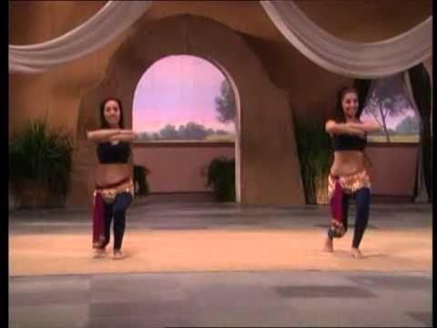 Танец живота для начинающих часть 1